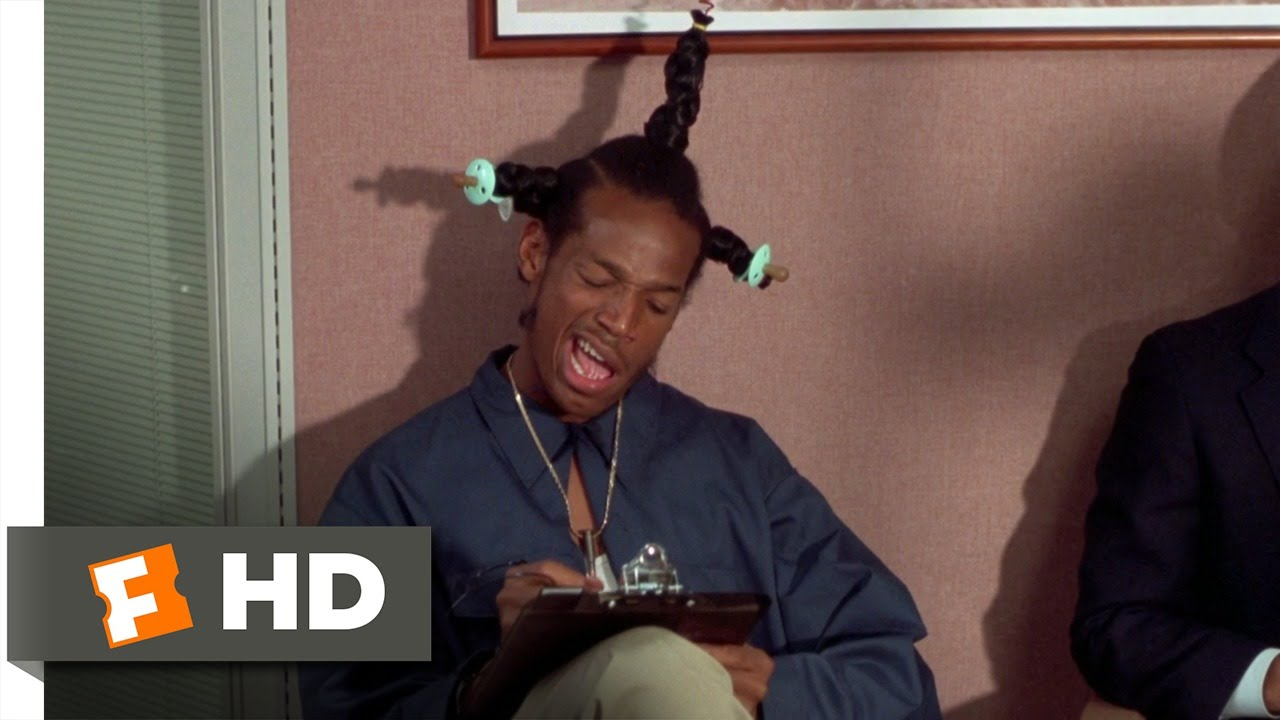 Don't Be a Menace (8/12) Movie CLIP - You Got Yourself a ...
