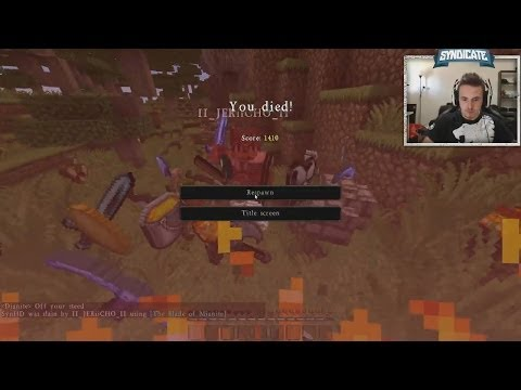 Minecraft: Mianite - Deals With The Devil, EPIC Battles & House Relocation [6]