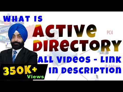 Active Directory - Part 1