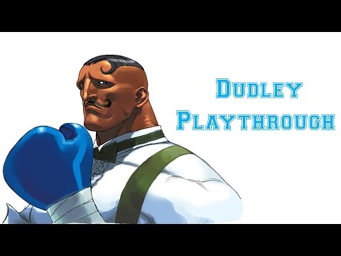 Street Fighter III: 3rd Strike - Dudley Playthrough