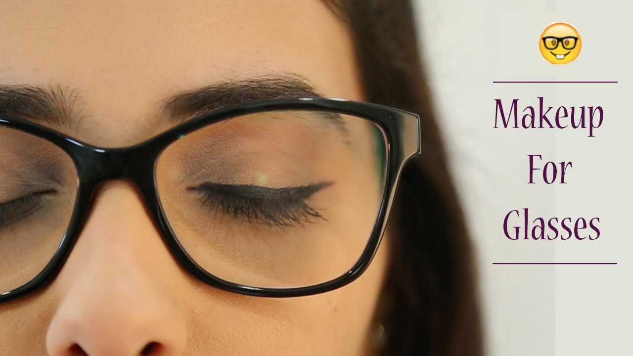 How To: Apply Eyeliner If You Have Glasses