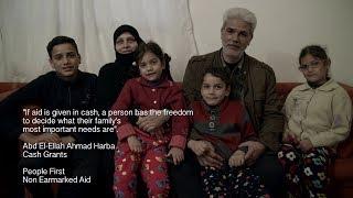 People First - Abd El-Ellah Harba from Syria
