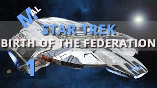 Star Trek Birth Of The Federation Let's Play [Mini Guide] - Part 1