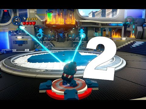 LEGO Marvel Super Heroes Part 2: Times Square Off