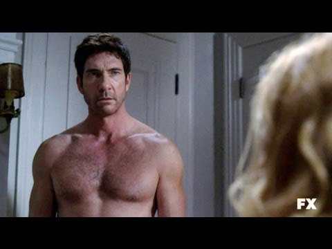 Dylan McDermott 'American Horror Story' Interview!