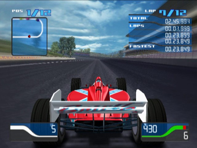 Driven (PS2 Gameplay)