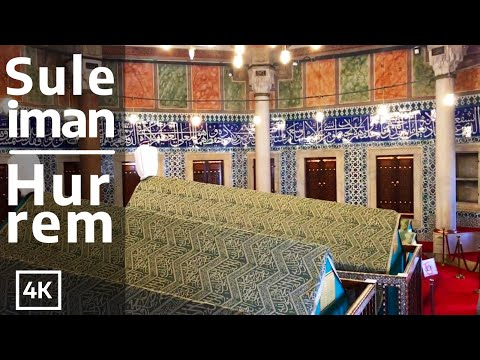 A Walk To The Tomb Of Suleiman The Magnificent And Hurrem Sultan