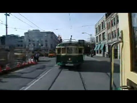 Seattle Waterfront Streetcar