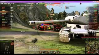 World of Tanks Майстер на Т54 перший зразок