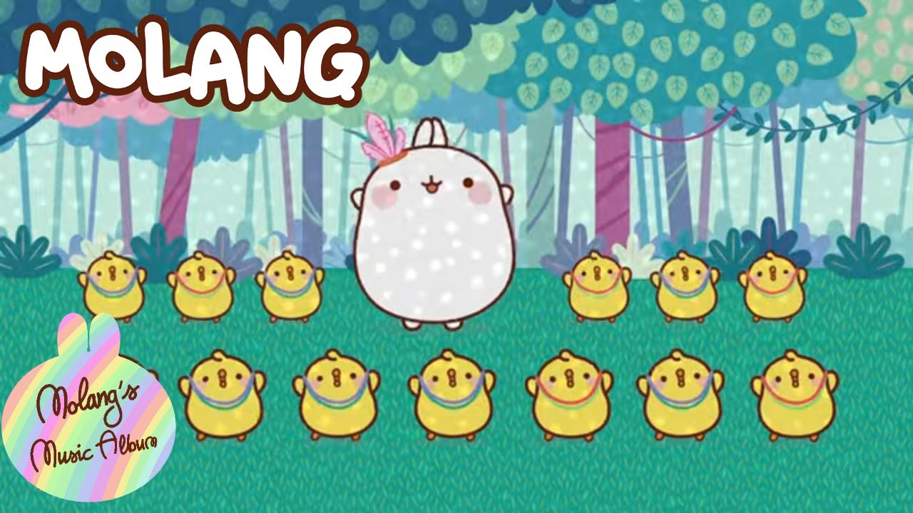 Molang - Go Molang Go !    More @Molang  ⬇️ ⬇️ ⬇️