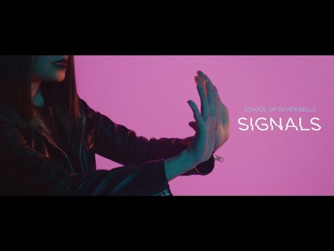 School of Seven Bells - Signals [Official Video]