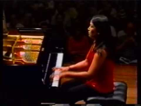 Chopin - No.12 Etude, Op.10 (Cecile Licad, 2002) + Encore 1