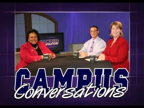 Campus Conversations with Dr. DeRionne Pollard