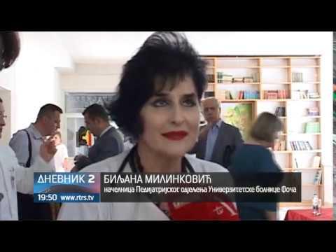 Foča: Počinje modernizacija i dogradnja Univerzitetske bolnice