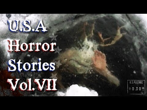 5 Scary TRUE USA Horror Stories [Ohio, Virginia, Indiana, Minnesota, New Mexico] Vol.7