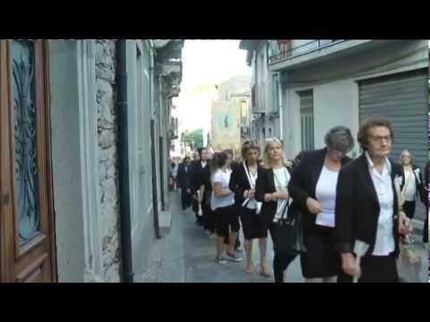 Festa Della Madonna Provvidenza Montalbano Elicona Messina 2017