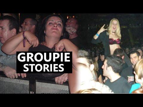 Groupie stories