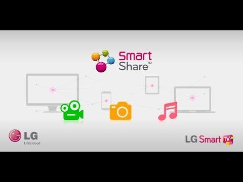 Lg Tv Kablosuz Video Oynatma - Smart Share