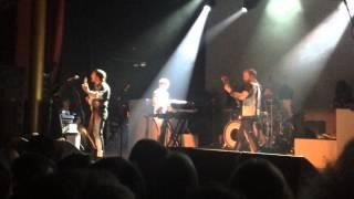 Franz Ferdinand - Erdbeer Mund - live 2014 X-tra Zürich