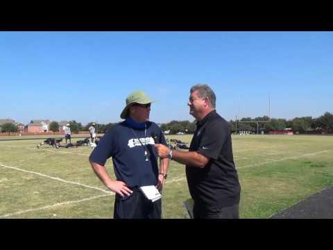 Ranchview Head Coach Terry Smith
