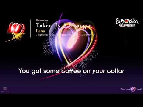 "Lena - ""Taken By A Stranger"" (Germany) - [Karaoke version]"