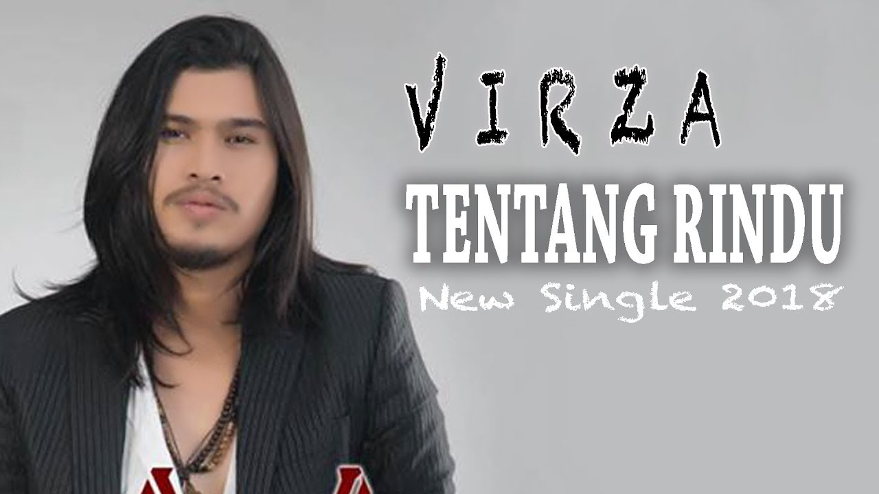VIRZA - TENTANG RINDU LIRIK (Unofficial) - YouTube