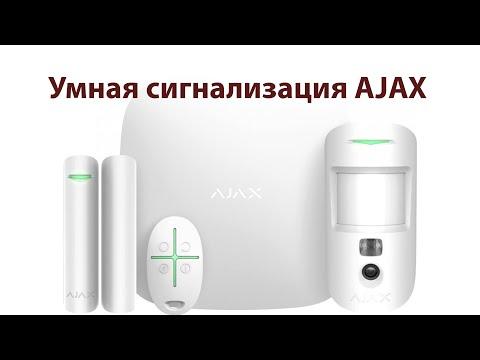 Інтелектуальна централь Ajax Hub 2 Plus White (000018791)