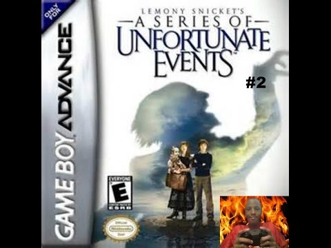 Lemony Snicket's A Series of Unfortunate Events Official USA Version Part 2