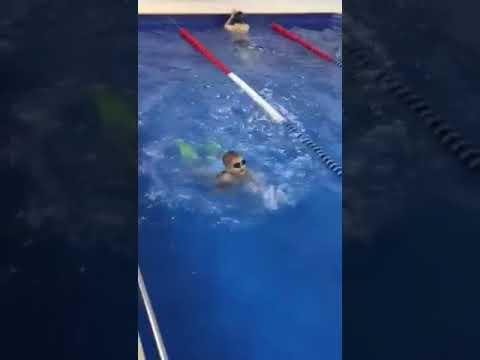 Будущий пловец