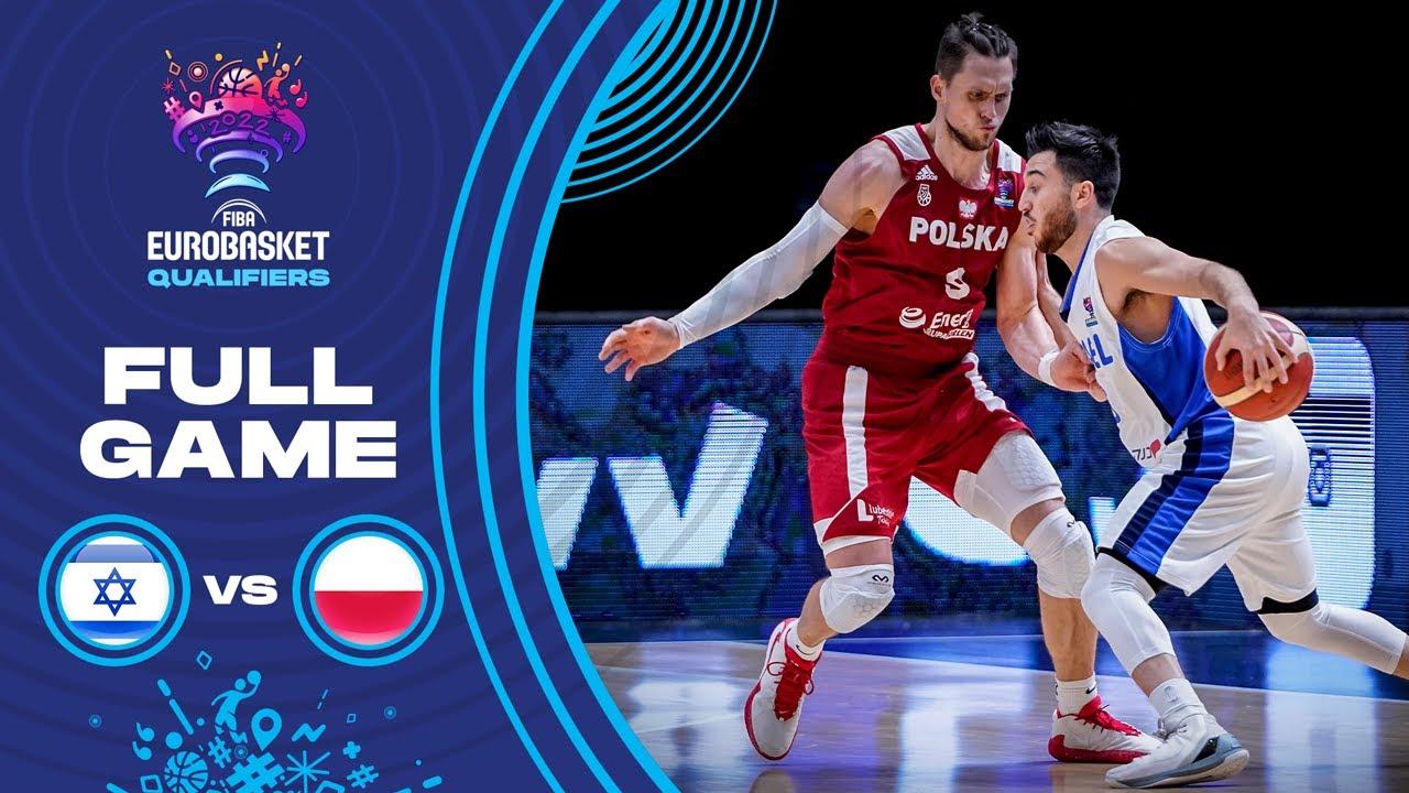 Israel v Poland - Full Game