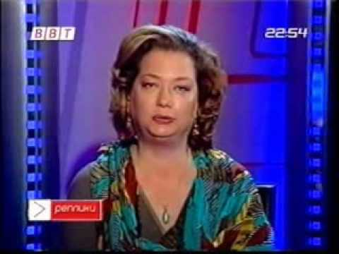 Rabindranath Tagore TV interview with Stefania Dimitrova 2
