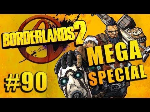 Let's Play Borderlands 2 - Ep. 90: TOWER DEFENSE (MEGA SPECIAL)