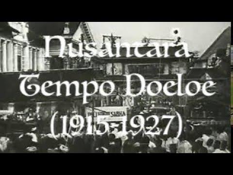 Nederlandsch Indië (1915 - 1925) -- Baboe Mina, Batak Karo, Belawan, Borneo (Nusantara Tempo Doeloe)