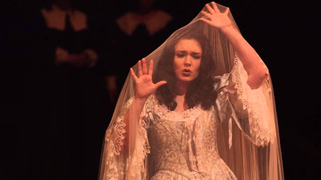 """I Puritani: """"Qui la voce"""" (Olga Peretyatko)"""