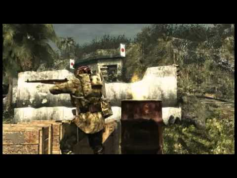 Video Análisis de Call of Duty World at War - PS3 y PC