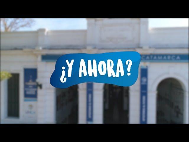 ¿Y AHORA? Trailer