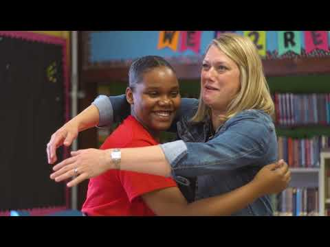 The Kids In Need Foundation Teacher Story