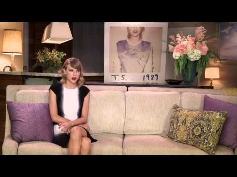 """Taylor Swift Talks About """"Out Of The Woods"""""""