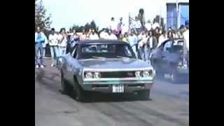 Street Race Borlänge 1990