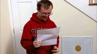 Teenager with Down syndrome achieves his college dream