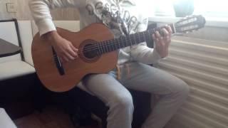 Requiem for a dream/реквием по мечте (cover) гитара