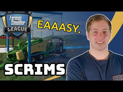Farming Simulator E-Sport (German)