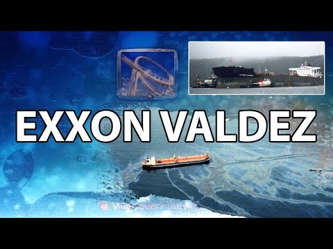 Exxon Valdez disaster | Oil Spill | MSI Laptop LCD screen