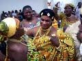 Queen Dancing/ Nana Amponsah
