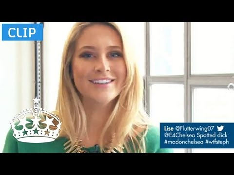 WTF with Stephanie Pratt  Mad On Chelsea  4oD