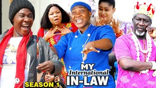 MY INTERNATIONAL IN-LAW SEASON 1 -(Trending Movie Full HD)Mercy Johnson 2021 Latest Nigerian Movie
