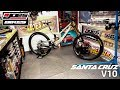"Joe's Bikes - Santa Cruz V10 CC 29"" Downhill Bike Build"