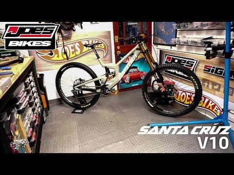Joe's Bikes - Santa Cruz V10 CC 29