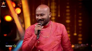 Super Singer-Vijay tv Show