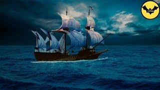 Barcos que se Toparon con Monstruos Gigantes en el Océano.